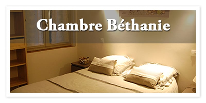 Bethanie room for rent in la Maison d'Elise guesthouse in Rennes le chateau
